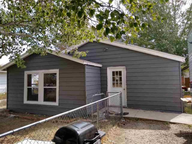 626 W State, Rawlins, WY 82301 (MLS #20190502) :: Lisa Burridge & Associates Real Estate
