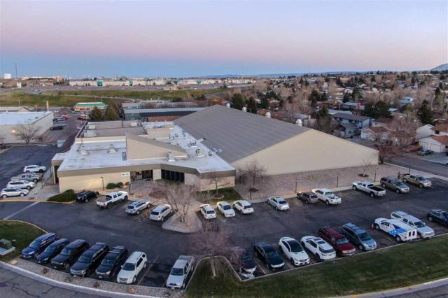 455 Thelma Drive, Casper, WY 82609 (MLS #20190568) :: Lisa Burridge & Associates Real Estate