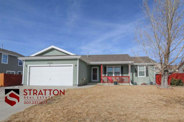 2220 Tipton, Bar Nunn, WY 82601 (MLS #20190581) :: Lisa Burridge & Associates Real Estate
