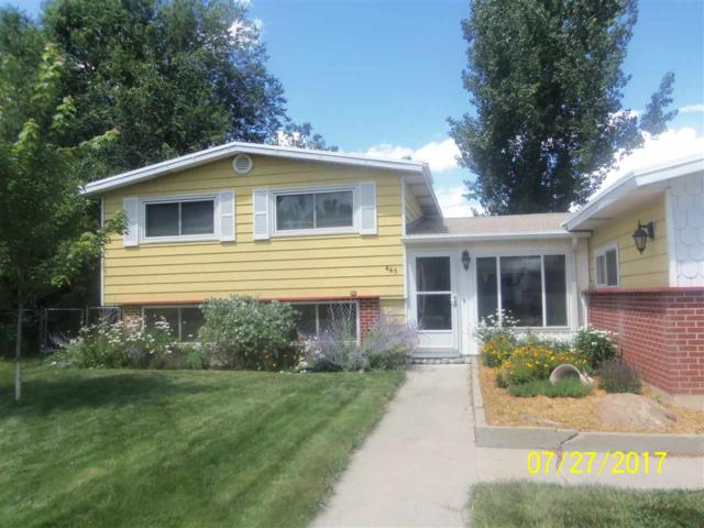 465 Bellvue Avenue, Lander, WY 82520 (MLS #20190618) :: RE/MAX The Group