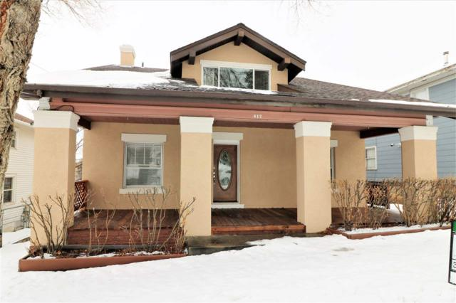 617 B Street, Rock Springs, WY 82901 (MLS #20190671) :: RE/MAX The Group