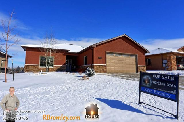 1661 Blue Spruce Drive, Casper, WY 82609 (MLS #20190694) :: RE/MAX The Group
