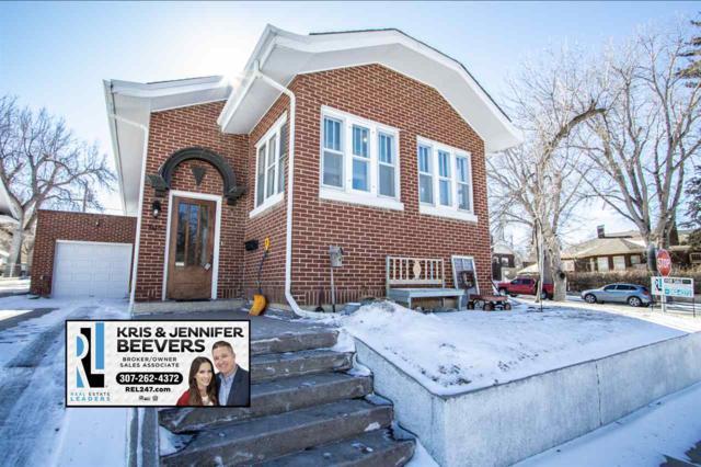 305 E 12th Street, Casper, WY 82601 (MLS #20190697) :: Real Estate Leaders
