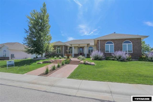 4511 E 23rd Street, Casper, WY 82609 (MLS #20190703) :: RE/MAX The Group
