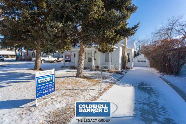 559 N Main Street, Buffalo, WY 82834 (MLS #20190716) :: Lisa Burridge & Associates Real Estate
