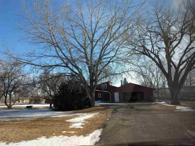 807 W Yellowstone Highway, Douglas, WY 82633 (MLS #20190725) :: Lisa Burridge & Associates Real Estate
