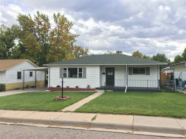 1813 Andover Drive, Cheyenne, WY 82001 (MLS #20190729) :: Lisa Burridge & Associates Real Estate