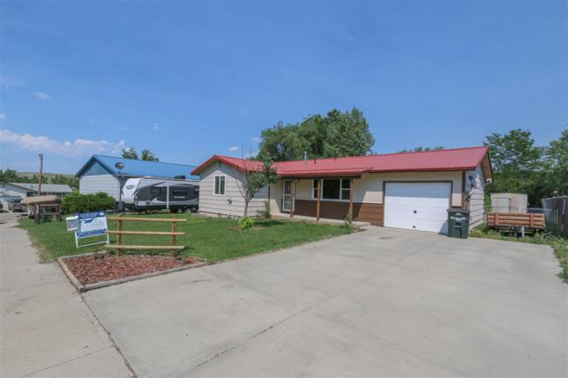218 Overland Trail, Glenrock, WY 82637 (MLS #20190740) :: RE/MAX The Group