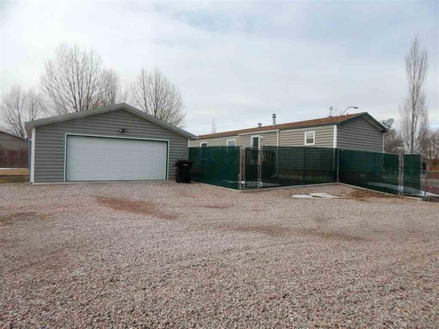509 Kearny, Douglas, WY 82633 (MLS #20190770) :: Lisa Burridge & Associates Real Estate