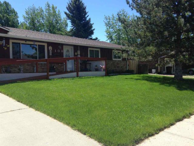 106 Jonquil, Casper, WY 82604 (MLS #20190776) :: Lisa Burridge & Associates Real Estate