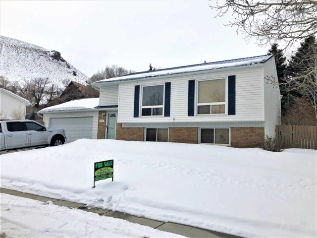 2625 Wisconsin, Green River, WY 82935 (MLS #20190789) :: RE/MAX The Group