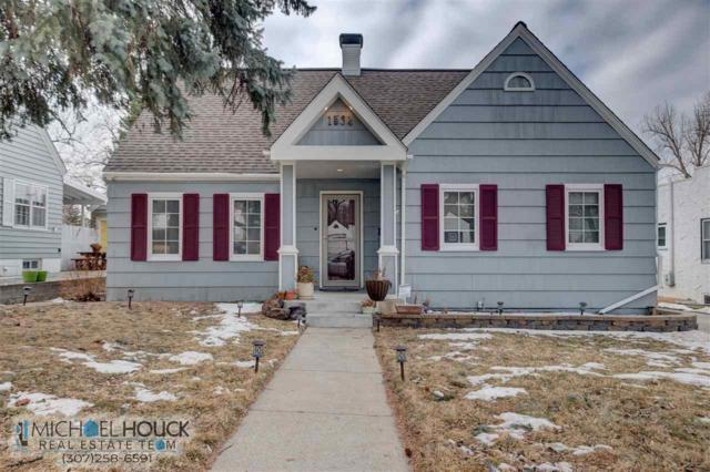 1534 S Elm, Casper, WY 82601 (MLS #20190797) :: Lisa Burridge & Associates Real Estate