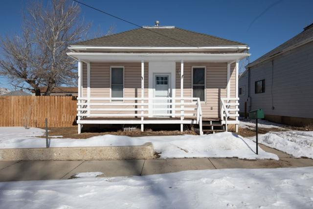 114 Thomas St., Rock Springs, WY 82901 (MLS #20190802) :: RE/MAX The Group