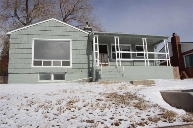 909 High Street, Rawlins, WY 82301 (MLS #20190817) :: Lisa Burridge & Associates Real Estate