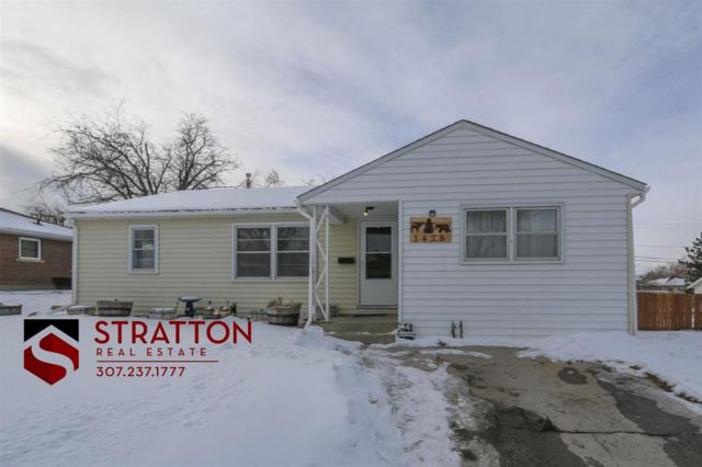 1428 S Melrose Street, Casper, WY 82601 (MLS #20190835) :: RE/MAX The Group