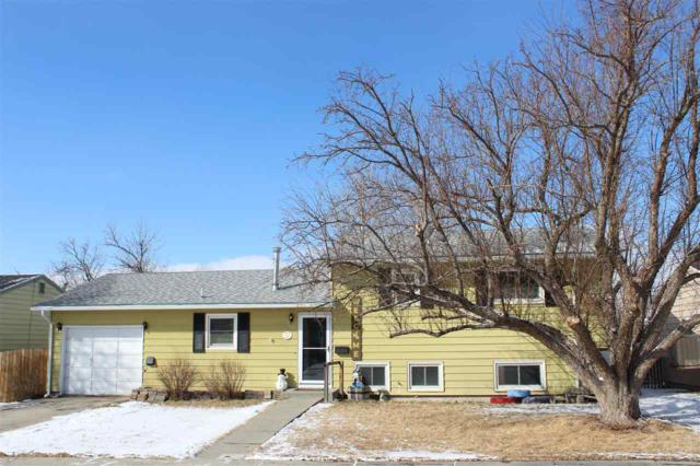 1614 Lennox Avenue, Casper, WY 82601 (MLS #20190840) :: RE/MAX The Group