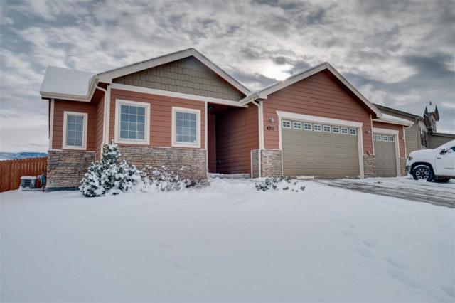 4351 Gosfield Street, Casper, WY 82609 (MLS #20190848) :: Real Estate Leaders