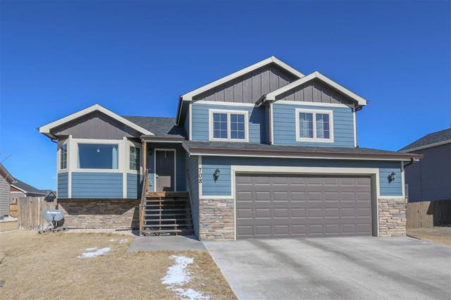 708 Camp Davis Circle, Evansville, WY 82636 (MLS #20190870) :: RE/MAX The Group