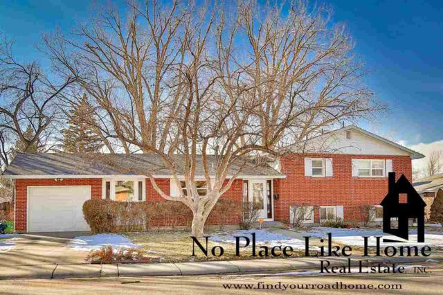 1300 Nottingham, Casper, WY 82609 (MLS #20190876) :: Real Estate Leaders
