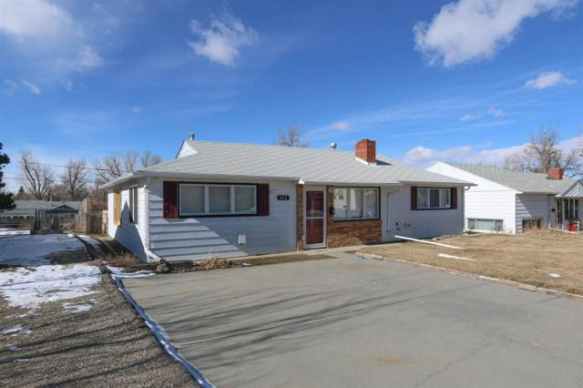 142 N Nebraska Avenue, Casper, WY 82601 (MLS #20190878) :: Real Estate Leaders