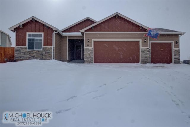 831 W 59th Street, Casper, WY 82601 (MLS #20190890) :: RE/MAX The Group