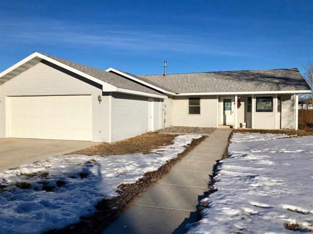 145 Valley View Drive, Lander, WY 82520 (MLS #20190924) :: Real Estate Leaders