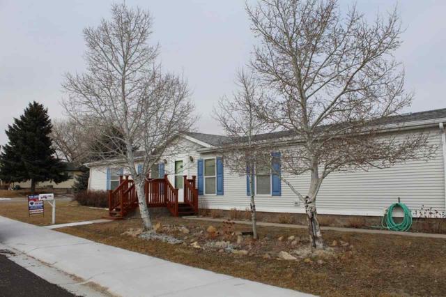 820 Leal, Douglas, WY 82633 (MLS #20190934) :: Lisa Burridge & Associates Real Estate