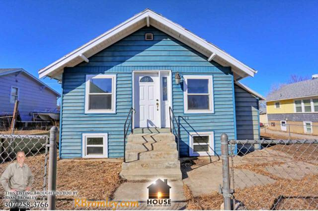 1144 S Poplar Street, Casper, WY 82604 (MLS #20190989) :: RE/MAX The Group