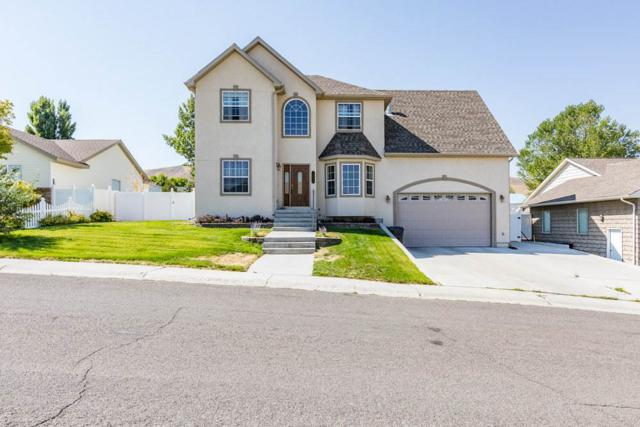 1600 New Mexico Street, Green River, WY 82935 (MLS #20190994) :: Real Estate Leaders