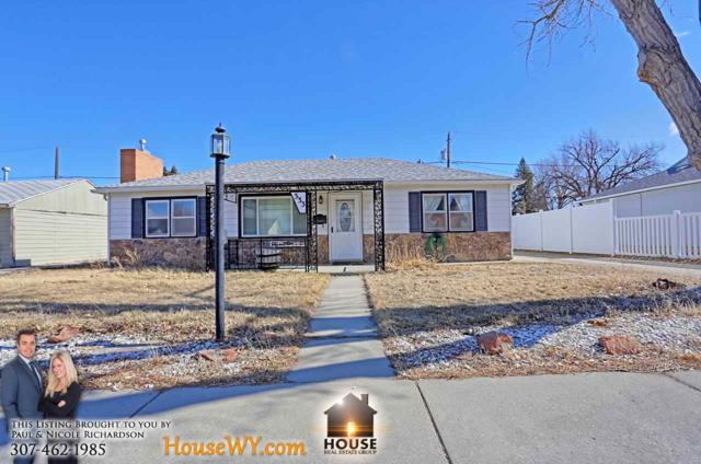 333 Siskin Street, Casper, WY 82609 (MLS #20190995) :: Lisa Burridge & Associates Real Estate