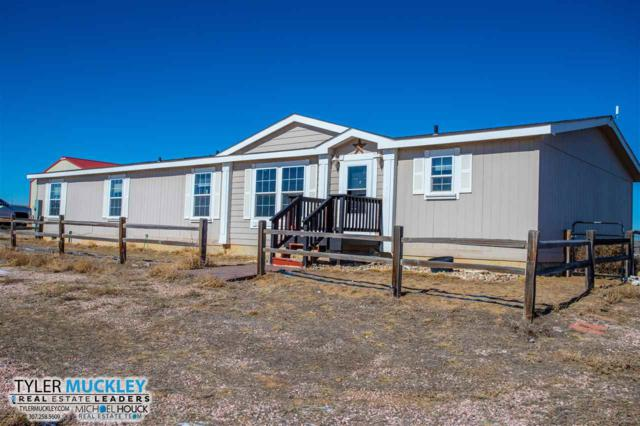 9850 E North Park Ave, Evansville, WY 82636 (MLS #20191025) :: RE/MAX The Group