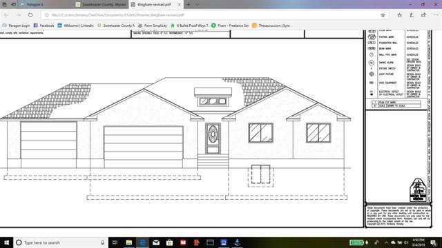 3728 Harrier, Rock Springs, WY 82901 (MLS #20191030) :: Lisa Burridge & Associates Real Estate