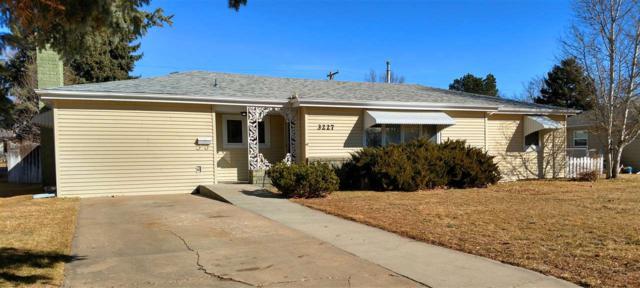 3227 Monte Vista Road, Torrington, WY 82240 (MLS #20191045) :: Lisa Burridge & Associates Real Estate