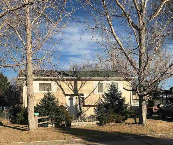 707 Jackson Street, Douglas, WY 82633 (MLS #20191058) :: Lisa Burridge & Associates Real Estate