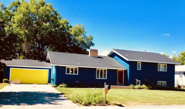 847 Park Avenue, Worland, WY 82401 (MLS #20191073) :: Lisa Burridge & Associates Real Estate
