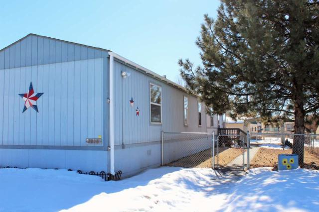 2016 Sage Lane, Worland, WY 82401 (MLS #20191077) :: RE/MAX The Group