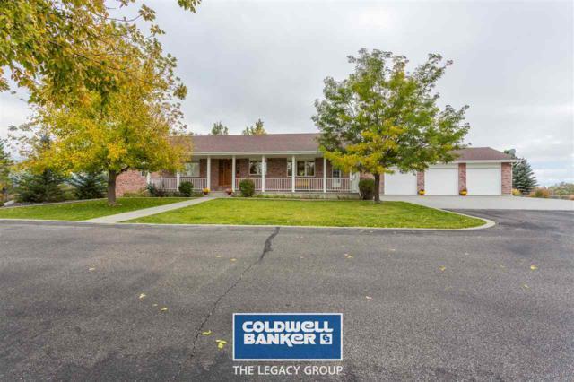7833 Chalk Creek Road, Casper, WY 82604 (MLS #20191082) :: Lisa Burridge & Associates Real Estate