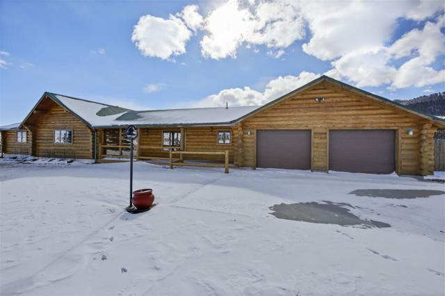 000 Soda Springs Drive, Dubois, WY 82513 (MLS #20191091) :: Lisa Burridge & Associates Real Estate