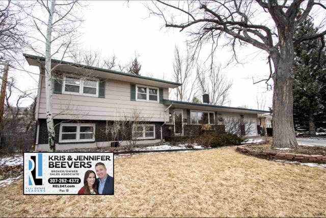 1325 Brookview Drive, Casper, WY 82604 (MLS #20191092) :: Lisa Burridge & Associates Real Estate