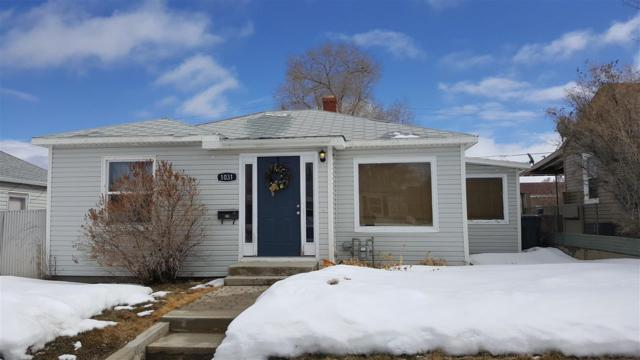 1031 Adams Ave, Rock Springs, WY 82901 (MLS #20191107) :: RE/MAX The Group