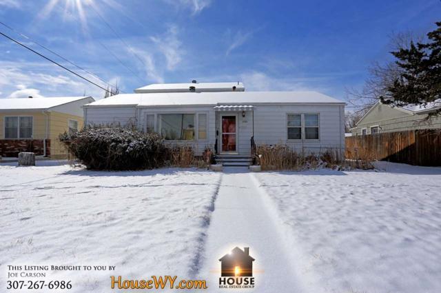 1755 W 15th St., Casper, WY 82604 (MLS #20191134) :: Lisa Burridge & Associates Real Estate