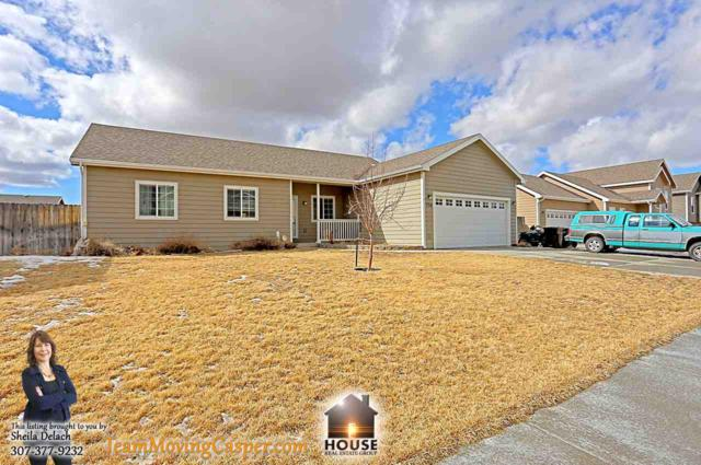 736 Reshaw Circle, Evansville, WY 82636 (MLS #20191135) :: RE/MAX The Group