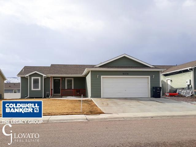 6379 Squash Blossom, Casper, WY 82604 (MLS #20191142) :: Lisa Burridge & Associates Real Estate