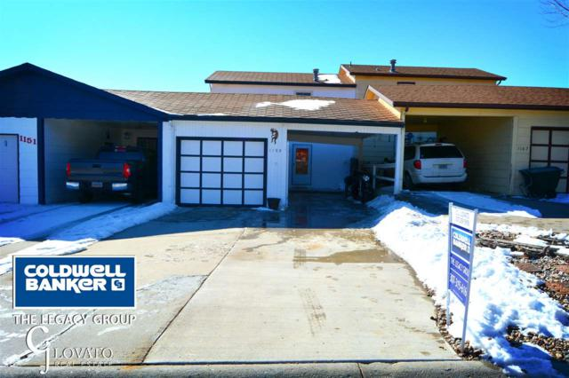 1159 Sweetwater, Douglas, WY 82633 (MLS #20191183) :: RE/MAX The Group