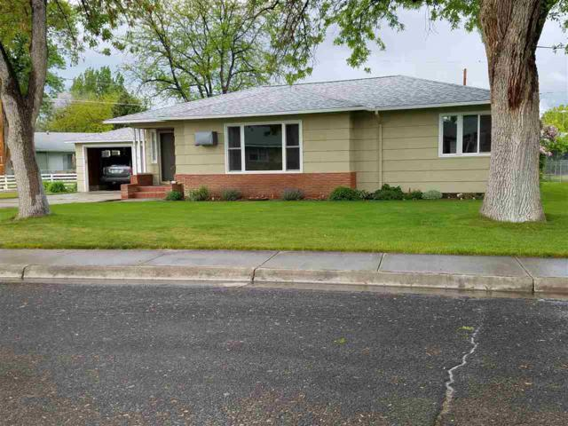 1205 South Lane, Worland, WY 82401 (MLS #20191187) :: Real Estate Leaders