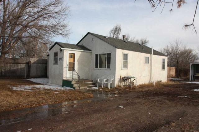 4707 Hope Road, Torrington, WY 82240 (MLS #20191201) :: Lisa Burridge & Associates Real Estate