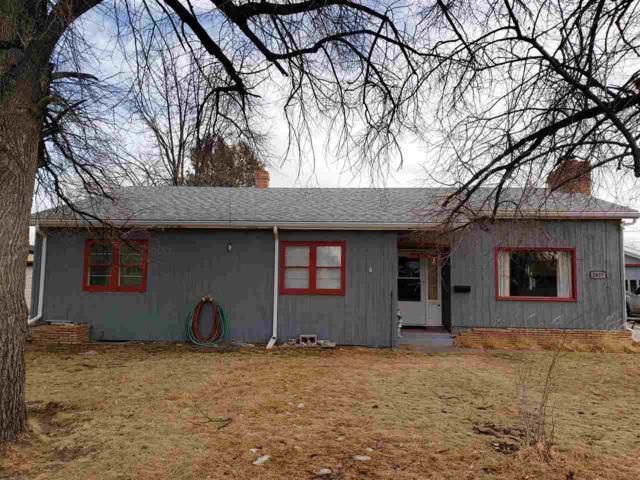 2417 E C Street, Torrington, WY 82240 (MLS #20191202) :: Lisa Burridge & Associates Real Estate