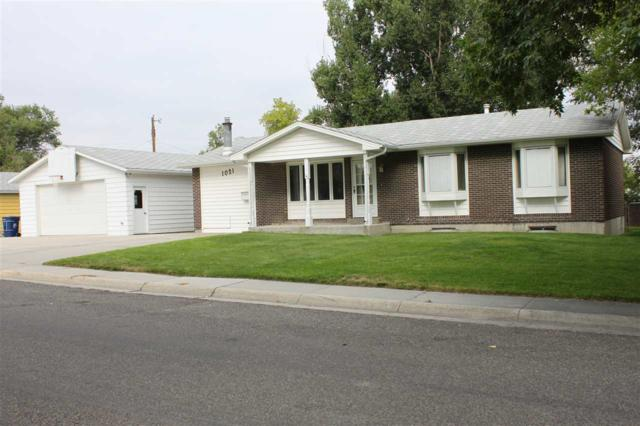 1021 Sherry, Riverton, WY 82501 (MLS #20191221) :: RE/MAX The Group