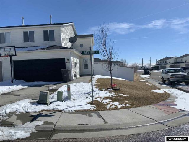 2225 Westridge Dr, Rock Springs, WY 82901 (MLS #20191268) :: Lisa Burridge & Associates Real Estate