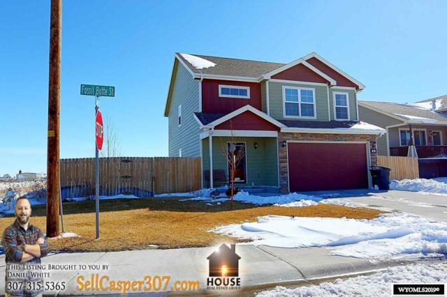 751 Fossil Butte Street, Mills, WY 82604 (MLS #20191275) :: Real Estate Leaders